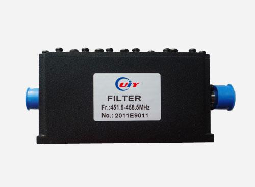 UHF 带通滤波器